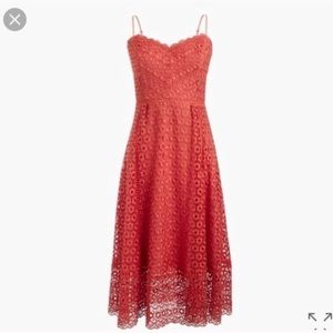 🍎 J. Crew | Daisy Lace Dress